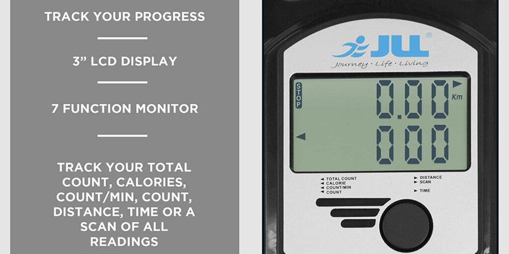 JLL R 200 Feature Display