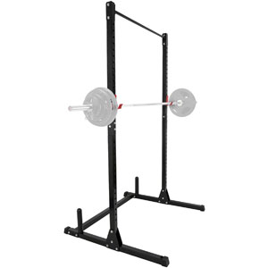 F2C Adjustable Height Power Squat Rack Cage