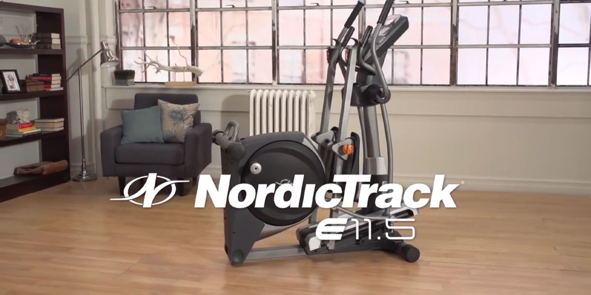 NordicTrack E11.5 Cross Trainer Review, How Good Is It?