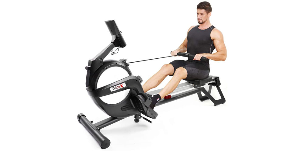 Dripex Magnetic Rowing Machine