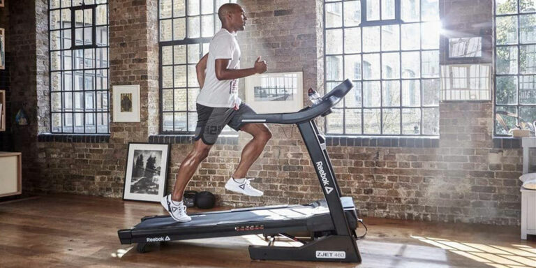 Reebok ZJET 460 Bluetooth Treadmill Review
